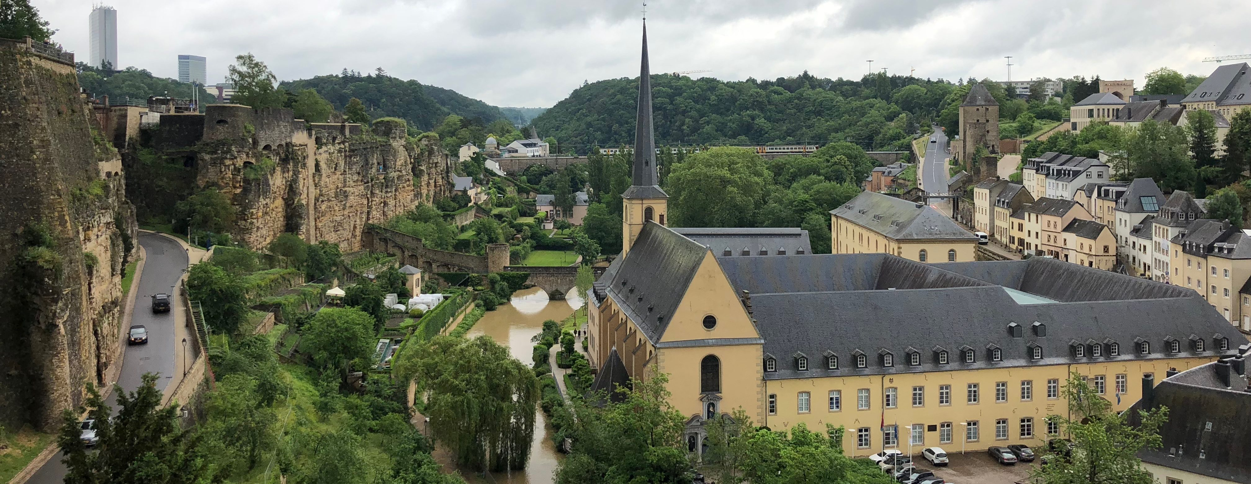 Luxembourg City - The Traveling Storygirl
